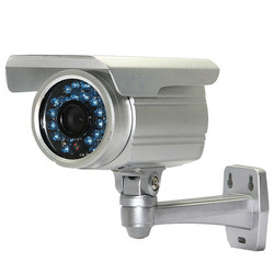 Supertech Ultra HD Bullet CCTV Camera, for Outdoor Use
