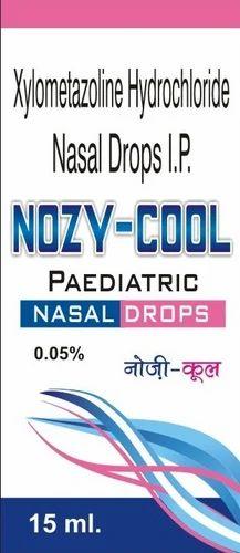 Xylometazoline Hcl. Nasal Drops