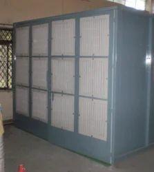 Paint Booth Door Filter