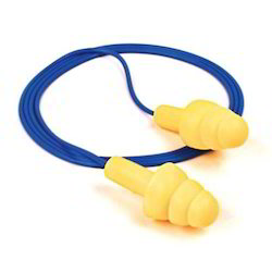 PVC Reusable Corded Ear Plug