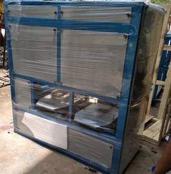 Automatic Aluminum Foil Paper Double Die Paper Plate Making Machine