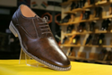 Coffee Leather Shoes