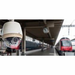 Railway Station CCTV Surveillance System
