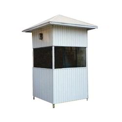 Prefabricated Security Cabins