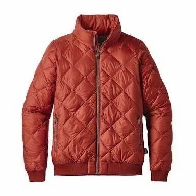 Full Sleeve Puffer Jacket
