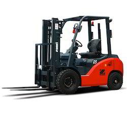 Manual Transmission Diesel Forklift