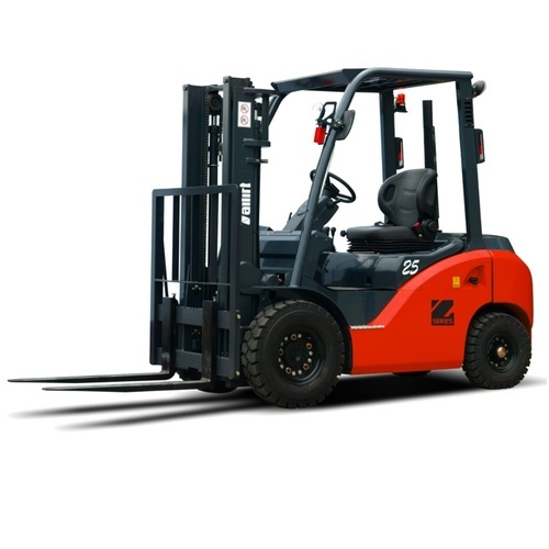 Manual Transmission Diesel Forklift - S & T Engineers Private