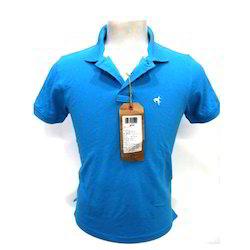 Mens Sky Blue T-Shirts
