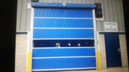 PVC High Speed Door