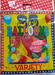 Variety Happy Birthday Balloon Pack Up 25