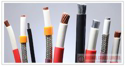 Heat Resistant Silicone Elastomer Cables