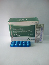 Trihexyphenidyl Hydrochloride Tablets 2mg