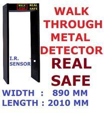 Walk Through Metal Detector Walk Through Metal Detectors