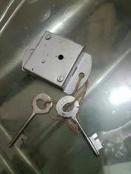 Iron Almirah 4 Liver Mini Bhatiya Lock
