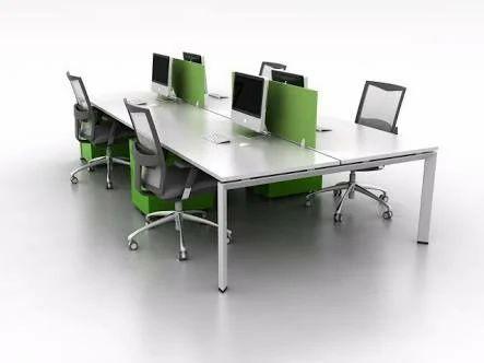 Ms Modular Workstations 4x2 At Rs 25000 Short Ton