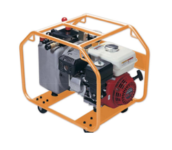 Hydraulic Compressor Machine Motorized For Acsr/Aaac Conductors