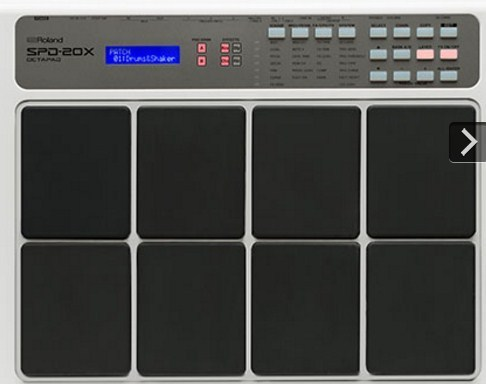 Roland Spd 20 X Octapad