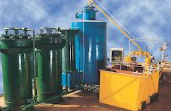 Sulphur Burner for Sugar Plant