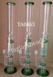 Green Coil Water Pipe