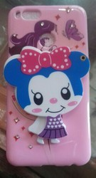 Pink Mobile Cover