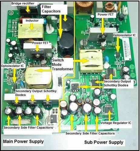 SMPS Repair, Ac Drive Repair in Jhotwara, Jaipur, Hindustan Machine ...