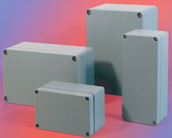 Rectangular Electrical Box, for Junction Boxes