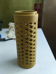 Perforated Dye Cones, Dimension / Size: 47??57??170mm