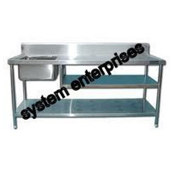 Used Work Table Sink