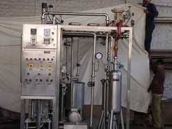 Ved Engineering Ice Cream Mix Pasteurizer, Capacity: 500 -5000 LPH