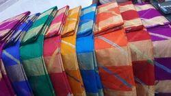 Katan Silk Leheriya Saree