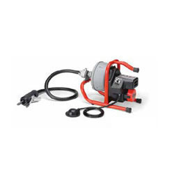 Drain Cleaning Corded Machines
