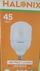 Halonix LED Bulb, Base Type: B22