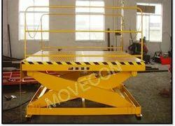 Electro Hydraulic Scissor Lift