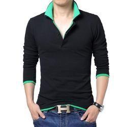 3a4315252b18 Mens Cotton T-Shirt in Chandigarh, मेन्स कॉटन टी -शर्ट, चंडीगढ़, Chandigarh  | Mens Cotton T-Shirt Price in Chandigarh