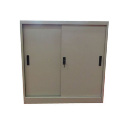 Steel Sliding Door Almirah