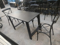 Iron Table With Iron Top