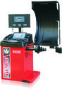 3D Professional Wheel Balancer - Fully Automatic
