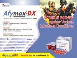 Amoxicillin Dicloxacillin Lactic Acid Bacillus