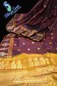 Exclusive Gadwal Silk Self Border Saree