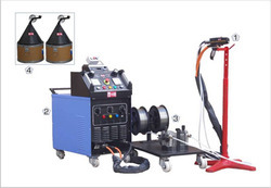 Electric ARC Spray System