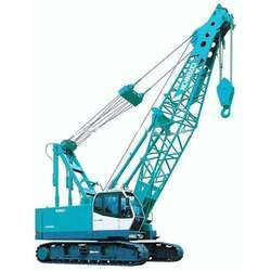 Crawler Lattice Boom Crane Rental Service