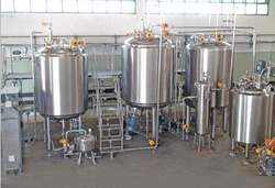 sugar melting tank for pharmaceutical industry