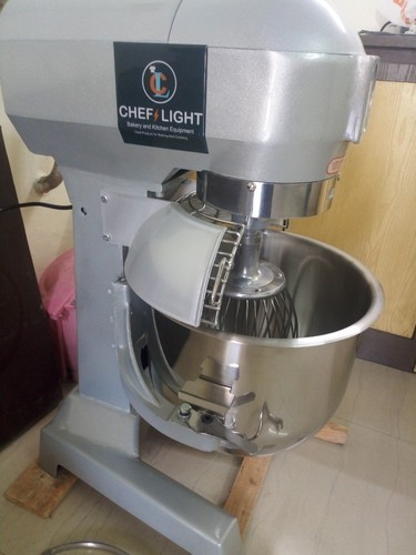 Stainless Steel Cake Mixer