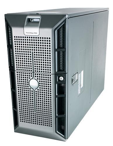 Dell Tower Server Dell Power Edge 2900 Tower Server