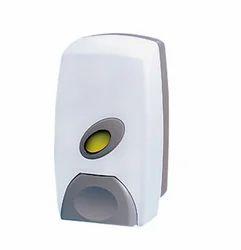 Plastic Manual Wall Mounted Soap Dispenser