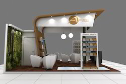 Promotional Exhibition Stall Designing Services