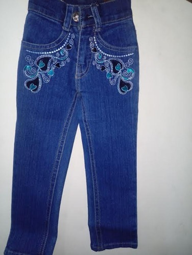 Ladies Kids Jeans
