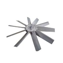 Axial Flow Cast Aluminum Alloy Fans