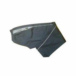 男女通用的全长度棉羊毛轨道裤