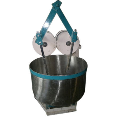 Stainless Steel Planetary Spiral Mixer VB